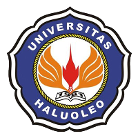 Logo Universitas Haluoleo (UNHALU)
