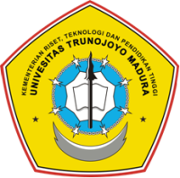 Logo Universitas Trunojoyo (UTM)