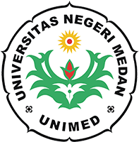 Logo Universitas Negeri Medan (UNIMED)